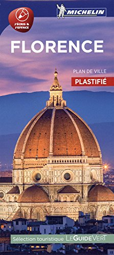 Plan Florence Plastifié Michelin