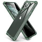 ESR Klare Hülle kompatibel mit iPhone 11 Pro Max mit Militärschutzgrad - Stoßabsorbierende,...