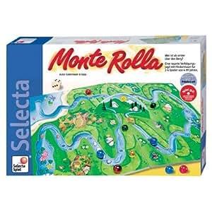 Selecta - 3573 - Jeu de Plateau - Monte Rolla
