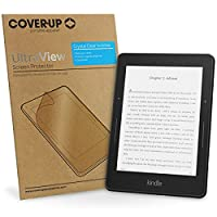 Cover-Up UltraView Crystal Clear Invisible Screen Protector for Amazon Kindle Voyage (2014)