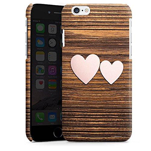 Apple iPhone 4 Housse Étui Silicone Coque Protection C½ur Amour Amour Cas Premium brillant