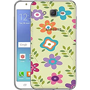 Digione designer Back Replacement Texture Plastic Cover Panel Battery Cover Snap on Case Cover for Samsung Galaxy J7 2015 ID:J8597