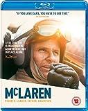 McLaren (Blu-Ray) [2017] UK-Import, Sprache-Englisch