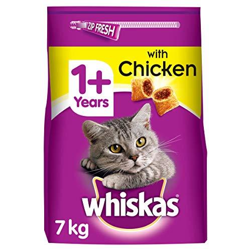Whiskas 1+ Dry...