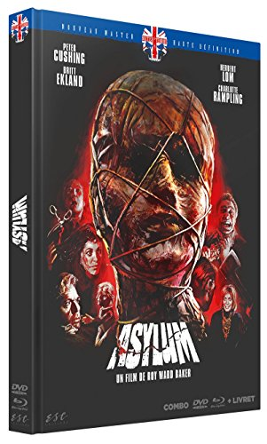 Image de Asylum [Édition Collector Blu-ray + DVD + Livret]