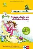 Die kleinen Lesedrachen: Prinzessin Pepita und die Kuchen-Monster, 1. Klasse