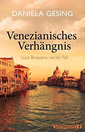 Buchseite und Rezensionen zu 'Venezianisches Verhängnis' von Daniela Gesing