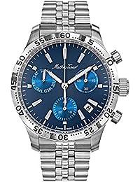 Mathey-Tissot Analog Blue Dial Men's Watch-H1822CHABU_1