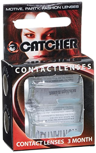 Eyecatcher m13 - Kontaktlinsen (Kosmetische Halloween Kontaktlinsen)