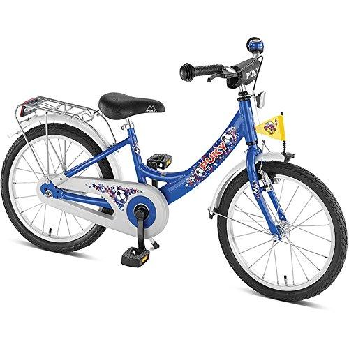 Puky Kinder ZL 18-1 Alu Fahrzeuge, blau Fußball, one gebraucht kaufen  Wird an jeden Ort in Deutschland