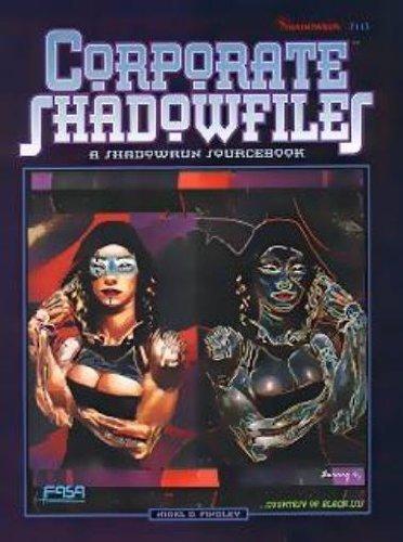 Corporate Shadowfiles: A Shadowrun Sourcebook (Shadowrun 7113) by Findley, Nigel D. (1993) Paperback