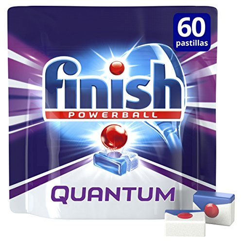 Finish Quantum Regular Pastillas Lavavajillas - 60