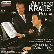 Lied Recital (Donizetti/Mascagni/Liszt/