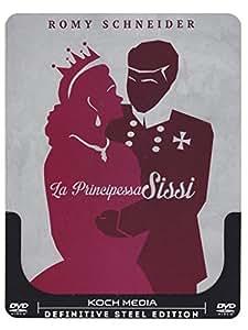 La principessa Sissi(steelbook) (versione rimasterizzata)