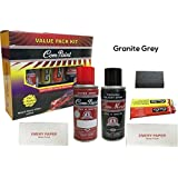 Com-Paint Scratch Remover Value pack kit for Maruti Ertiga - Granite Grey (With Keychain)