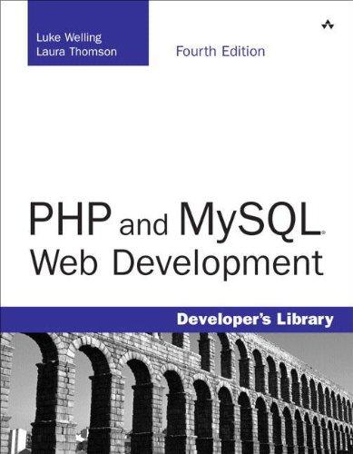 PHP and MySQL Web Development (Developer's Library)