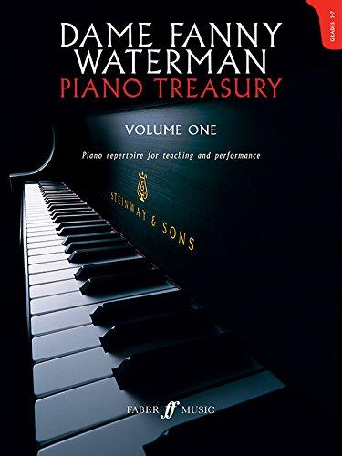 Dame Fanny Waterman -- Piano Treasury, Vol 1