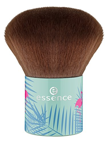 Essence #secret party Kabuki Brush Professioneller Puderpinsel mit bsonders weichem Haar für das...