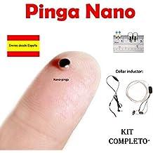Pinga Nano Oculto Para Exámenes