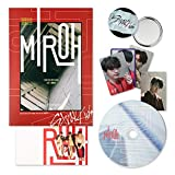STRAY KIDS Mini Album - CLE 1 : MIROH [ Limited ver. ] CD + Photobook + 3 QR Photocards + Clear...