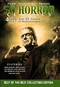 50 Horror Classics [DVD] [Region 1] [US Import] [NTSC]