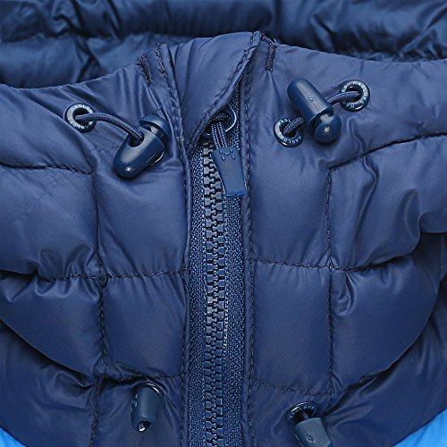 Haglofs Essens Mimic Hooded Outdoor Jacke blau
