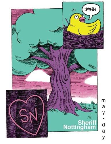 Sheriff Nottingham May Day: SN6: Volume 2 (Sheriff Nottingham's Holiday Herald)