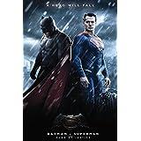 Batman vs. Superman Dawn of Justice Artistica di Stampa (60,96 x 91,44 cm)