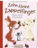 Zehn kleine Zappelfinger: Meine ersten Fingerspiele (Ringel, Ringel, Reihe)