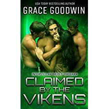 Claimed By The Vikens (Interstellar Brides® Book 14)