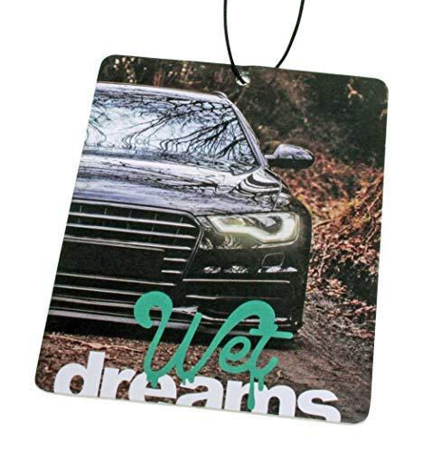 Wet Dreams 4G C7 Auto Duftbaum Lufterfrischer Air Freshener - Dub (Duft: Pfeffi)