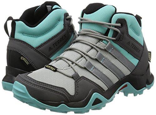 adidas TERREX AX2R Mid GTX Chaussures de randonnée Gris (Grpumg/grpuch/negbas)