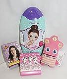 110113 Geschenk Set Topmodel Badeschaum mit Sorgenfresser als Geschenk verpackt für Mädchen mit Mini Kinder Parfum