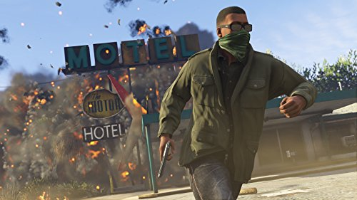Grand Theft Auto V – [PlayStation 4] - 4