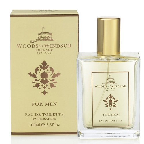 Woods of Windsor, Eau de Toilette da uomo, 100 ml