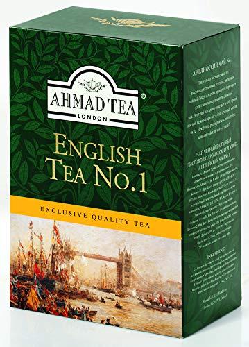 Ahmad Tea - English Tea No. 1 | Schwarztee-Mischung mit Bergamotte | 250 g loser Tee (Ahmad Tea English 1)