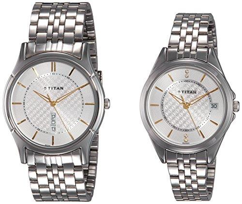 Titan 16362565SM01  Analog Watch For Unisex