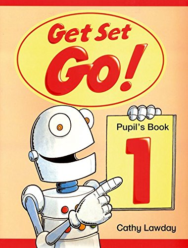 Get Set - Go!: 1: Pupil's Book: Pupil's Book Level 1