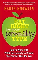 Eat Right For Your Personality Type: How to Work with YOUR Personality to Create the Perfect Diet for You