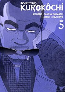 Inspecteur Kurokôchi Edition simple Tome 5