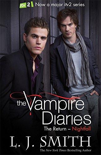 The Vampire Diaries: Nightfall: Book 5: 1/3