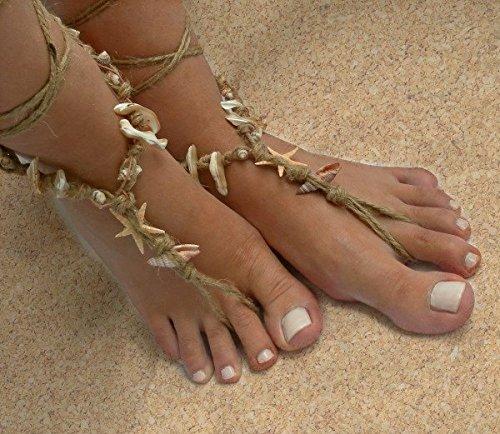 beach-barefoot-sandals-beach-wedding-shoes-mermaid-sandles