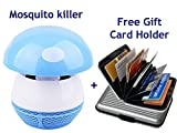 #7: Shoppoworld 2 in 1 Mosquito Insects Trapper Killer Night Lamp With 1 Card Holder Absolutely Free