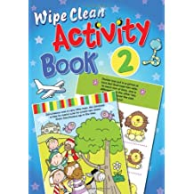 Wipe Clean Activity Book: Bk. 2