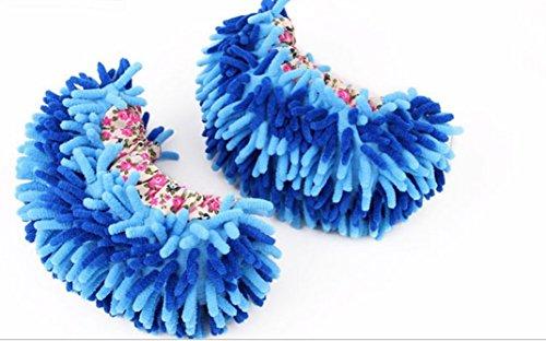g2plus-mikrofaser-sohle-staubtuch-hausschuhe-putz-pantoffeln-schuhe-bodenreiniger-blau