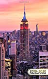 2019-2020 2 Year Pocket Planner: Nifty Empire State Building, New York Two-Year Monthly Pocket Planner with Phone Book, Password Log and Notebook. ... At A Glance Calendar, Organizer and Agenda.