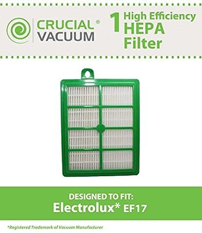 Electrolux EF17Classe S Filtre HEPA Aspirateur, conçu et fabriqué par Crucial Vacuum