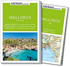 MERIAN momente Reiseführer Mallorca: Mit Extra-Karte zum Herausnehmen