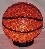 BasketBall Sparkle Lamp Molded Light Glo...