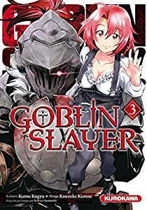 Goblin Slayer Edition simple Tome 3